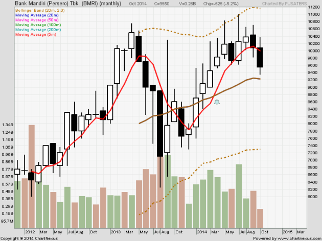 BMRI Monthly