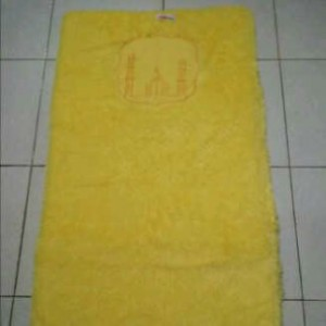 Sajadah kuning