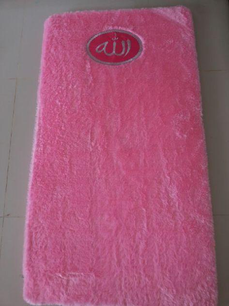 Sajadah POLOS Pink Muda